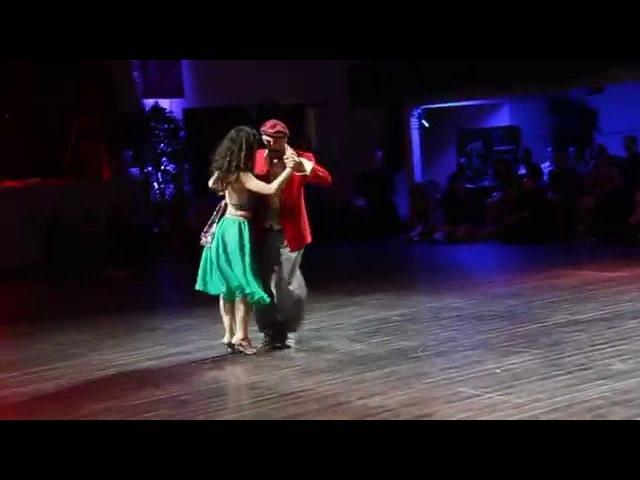 MARIANO OTERO E ALEJANDRA HEREDIA NO 12º FESTIVAL TANGO LISBOA - 55