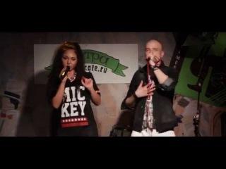 MASHUP project (МЭШАП) feat. DILARA - Моя Москва (live)