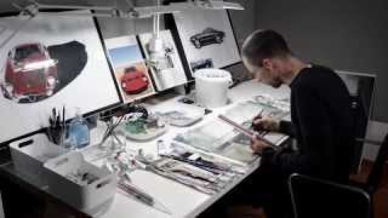 Design Portraits Anders Warming Head of MINI Design BMW Group