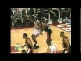 1992  НБА  Финал 6 матч  Чикаго Буллс - Портленд Трэйл Блэйзерс.