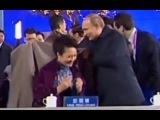 Мужской поступок Путина с первой леди Китая