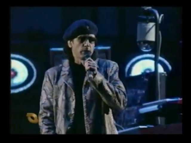Jean Michel Jarre - Oxygene In Moscow TV Broadcast 1997
