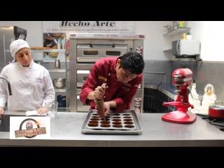 RUTAS DE LA PASTELERÍA - BESO DE MOZA CUP CAKE