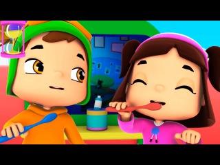 Лелико, развивающие мультики для детей: Что нужно делать сначала, мультфильм про робота Бузи