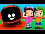 Лелико, развивающие мультики для детей: учим времена года, мультфильм про робота Бузи