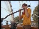 Пеппи Длинный чулок 13.серия: Пеппи отправляется на борт попрыгуньи ( ФРГ Швеция 1969 год )