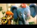 Слоненок-Турист | Мультфильм для малышей