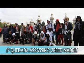 I Quedada Assassin´s Creed Madrid - Gremio de las Sombras