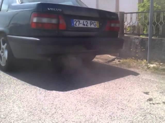 Volvo 850 t5 launvh controlals