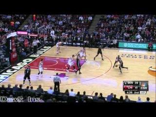 Derrick Rose Full Highlights 23 Pts, 4 Assists | Nets vs Bulls | December 10, 2014 | NBA