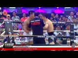 Thai Fight, Nong-O (Laos) Vs Leo Pinto (Franch) 04 April 2015