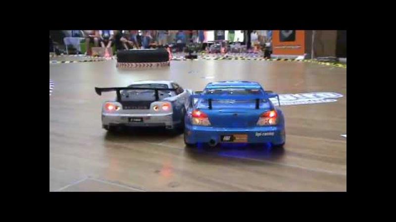 HPI Racing Drift Crawling Etapa 1 2013 - Ploiesti