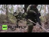 Португалия: Канадские войска присоединился к НАТО учения Трайдент момент в Танкуш.