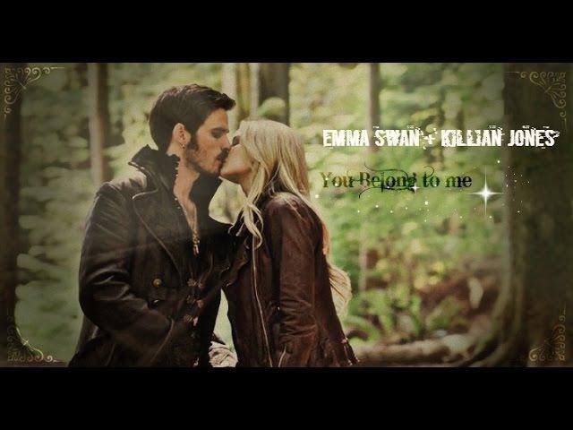 You Belong To Me [Emma Swan Killian Jones]