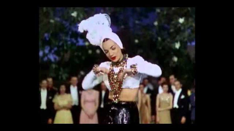 That Night In Rio (1941) - Carmen Miranda - Cae Cae
