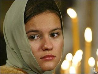 Азы веры: Женщина в православии - жены мироносицы