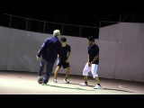 Street Football Legend Dresses Up As Old Man And Shocks Everyone At The Park