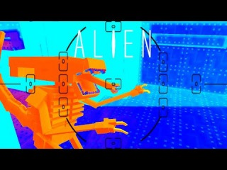 Alien [A Minecraft Sci-Fi Animation]
