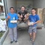 Вивіз будівельного, побутового сміття у Львові, замовити вантажників Львів