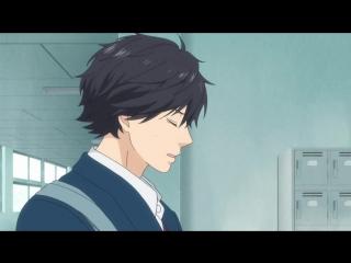 Ao Haru Ride - Неудержимая юность - 3 серия (отрывок)