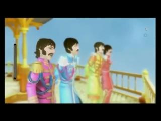 The Beatles - 'With A Little Help From My Friends Rock Bend [С НЕБОЛЬШОЙ ПОДДЕРЖКОЙ МОИХ ДРУЗЕЙ]