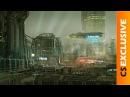 Sci-fi city - Concept Art ( Photoshop )   CreativeStation Exclusive