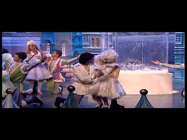 Fawazeer Myriam Russian dance ميريام فارس رقصة روسية