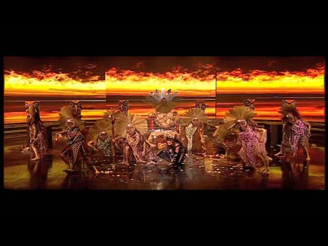 Fawazeer Myriam African dance ميريام فارس رقص أفريقي