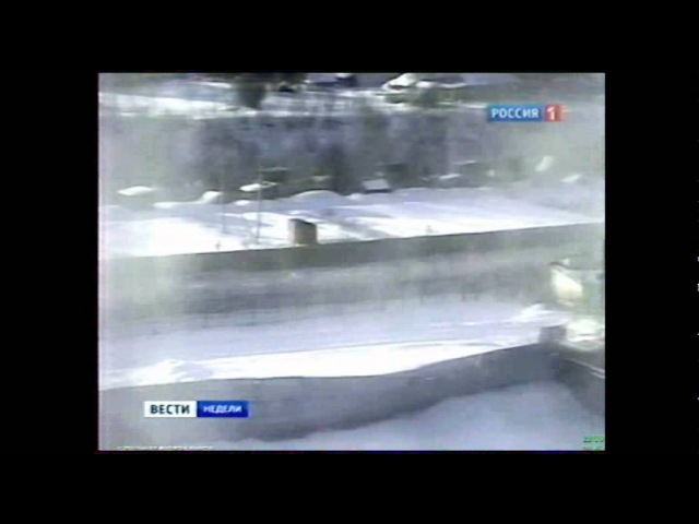 Побег из тюрьмы на вертолете 24.03.2012