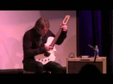 GuitarViol Composition Demonstration. Tyler Bates Watchmen