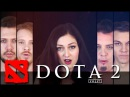 Dota 2 main theme acapella - Live Voices