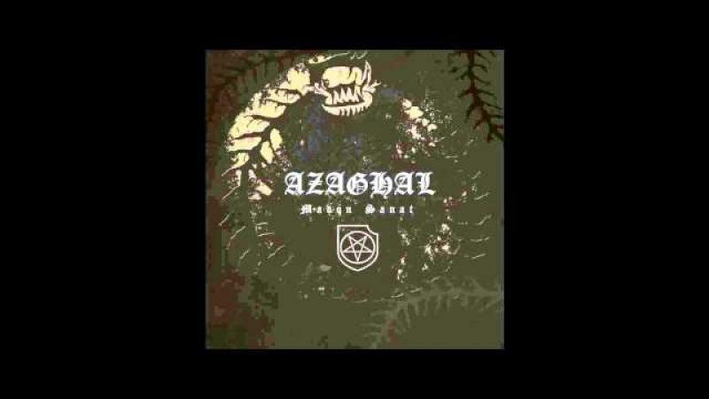 AZAGHAL - Kielletty Sakramentti (2015) KVLT / Hammer of Hate Records
