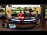Billy Bob Thornton Talks About the NFL and Baseball  -  ESPN First Take
