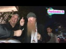 Billy Gibbons on Beard Entanglements with Billy Bob Thornton at Sunset Marquis in WeHo