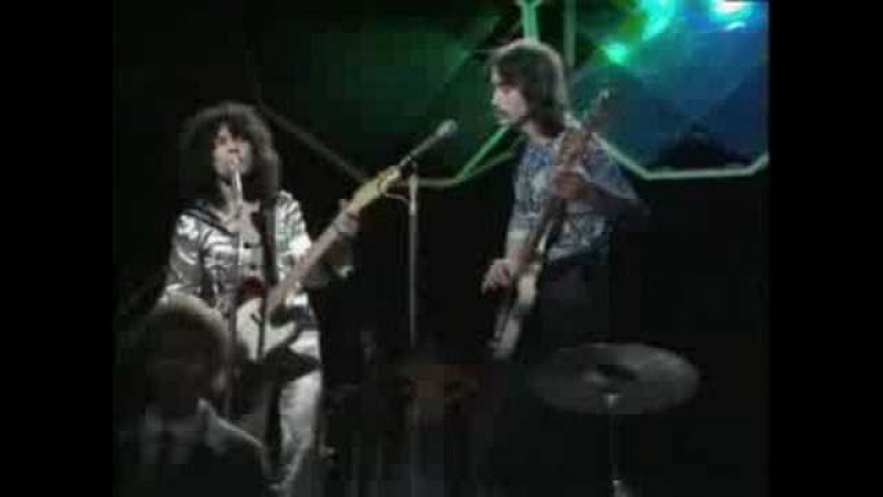 T.rex - Hot Love (Live At TOTP)