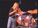 Nicko McBrain - Drum clinic - Sweden 2001