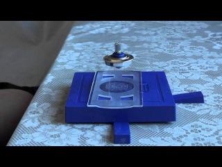 Левитрон (летающий волчок). Китайская игрушка.
