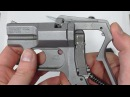 Cobray Pocket Pal Revolver: Deep Dive, Detail Strip, Inner Workings. Twin-barrel, twin-caliber gun!