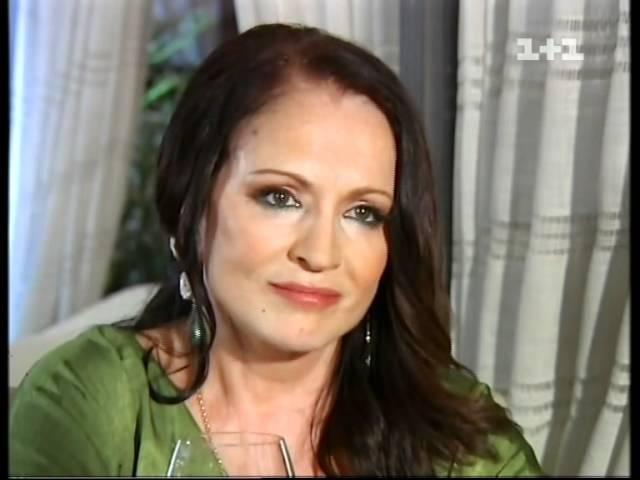 София Ротару интервью с Катей Осадчей 2011