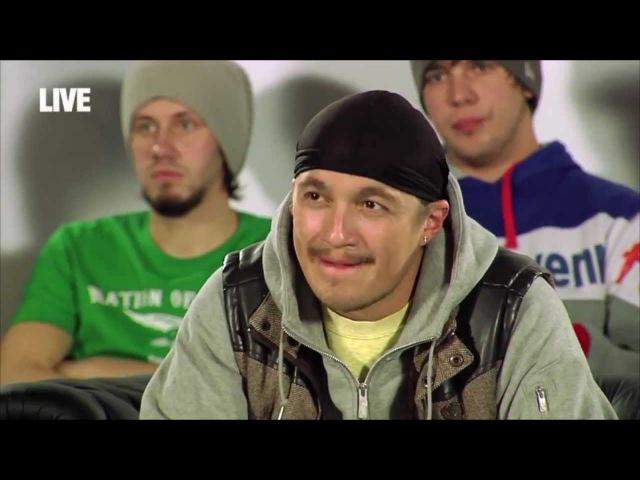 Lentos Дмитрий Дым - FINAL Funbox A-One Hip-Hop Battle