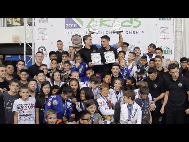2015 PAN KIDS HIGHLIGHT   BESTKIDSTEAM   Art of Jiu Jitsu Academy