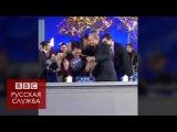 Путин флиртует с первой леди Китая - BBC Russian