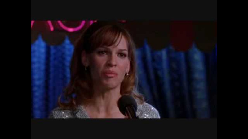 P.S. I Love You - Holly ( Hillary Swank ) Singing Love You Till The End