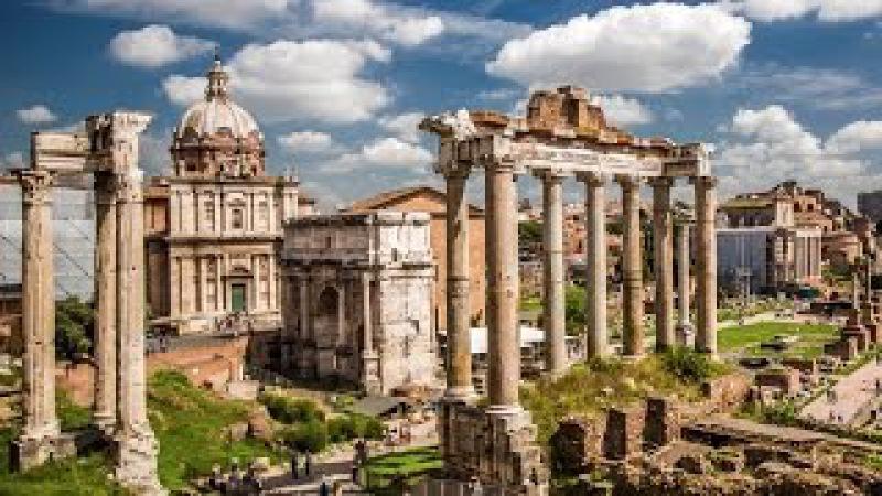 Italy Takeover! Rome, Pisa Vatican City in 4k | DEVINSUPERTRAMP