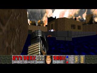 [Doom 2] Nightmare 100% Secrets Movie