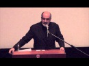 Nassim Nicholas Taleb How to Live in a World we Don't Understand