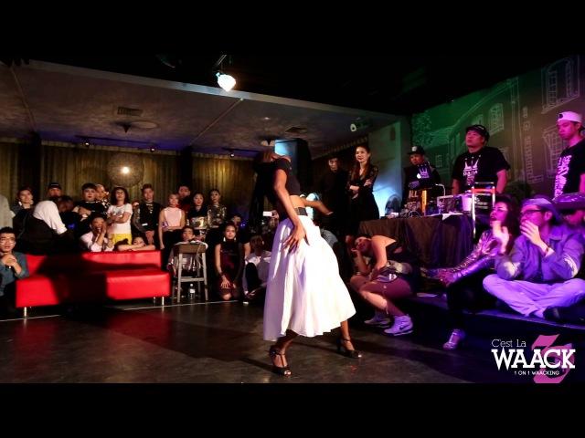 Judge Solo【Princess MADOKI/FRA/MADOKI Dance Company】| 20151101 C'est La WAACK Vol.3