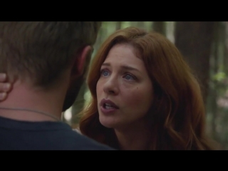 [RUS] Under The Dome - 3x06 Caged Extra Sneak Peek:Barbie Tells Julia to never come back
