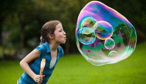 В Казани пройдет первый Фестиваль мыльных пузырей