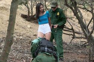Taylor –  Border Patrol Sex